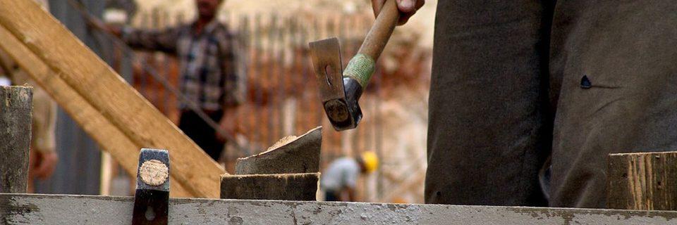 atenção a reforma trabalhista na construção