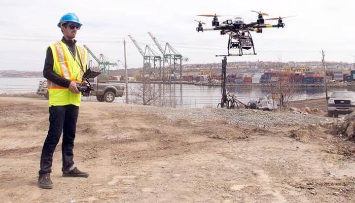 Drones na Construção, Como eles Podem Ajudar no seu Loteamento?