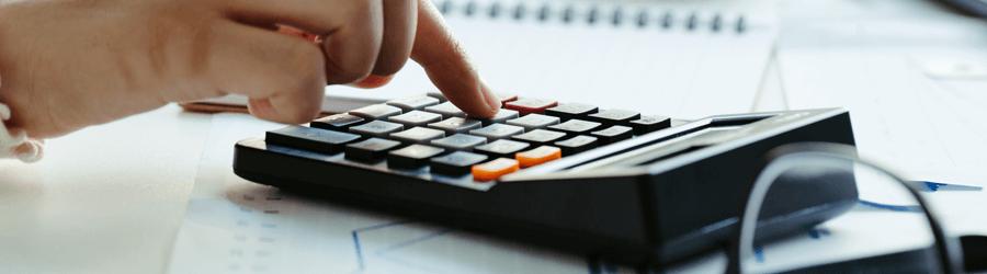 Principais indicadores da área de contas a pagar